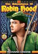 The Adventures of Robin Hood: Volume 25 , Richard Greene