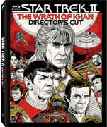 Star Trek II: The Wrath of Khan , Ricardo Montalban