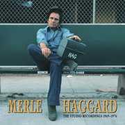 Hag-Studio Recordings 1968-1976 , Merle Haggard