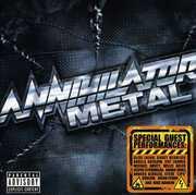 Metal , Annihilator