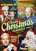 Rare Christmas TV Classics, Vol. 1 , Charlie Ruggles