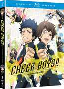 Cheer Boys!!: The Complete Series , Dallas Reid