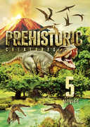 5 Movie - Prehistoric Creatures , Don Sullivan