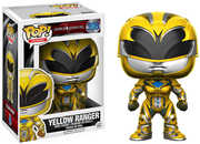 FUNKO POP! MOVIES: Power Rangers - Yellow Ranger