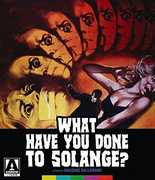 What Have You Done to Solange , Fabio Testi