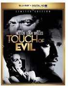 Touch of Evil , Charlton Heston