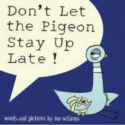 Don't Let the Pigeon Stay up Late!...And More Stories by Mo Willems , Mo Willems