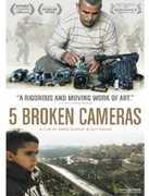 5 Broken Cameras , Emad Burnat