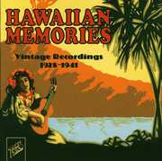 Hawaiian Memories: Vintage 1928-1941 /  Various , Various Artists