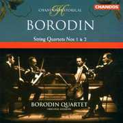 String Quartets 1 & 2 , Borodin Quartet