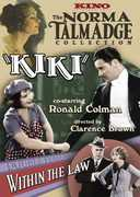 Norma Talmadge Double Feature: Kiki /  Within the Law , Norma Talmadge