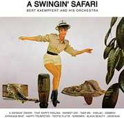 Swingin Safari [Import] , Bert Kaempfert & His Orchestra