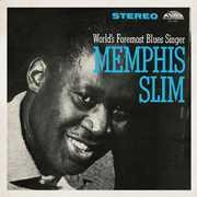Worlds Foremost Blues Singer , Memphis Slim