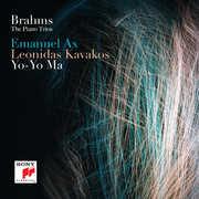Brahms: Piano Trio , Yo-Yo Ma