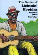 Guitar of Lightnin Hopkins , David Wilcox