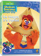 Shalom Sesame 2010 #6: Be Happy It's Purim , Chris Cannon