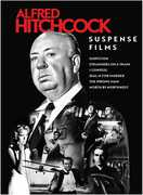 Alfred Hitchcock Suspense Films: 6 Film Collection
