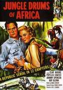 Jungle Drums of Africa , Roy Engel