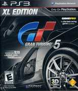 Gran Turismo 5 - XL Edition for PlayStation 3