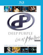 Deep Purple: They All Came Down to Montreux: Live at Montreux 2006 , Deep Purple