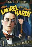 Laurel & Hardy: Early Silent Classics 1-4 , Oliver Hardy