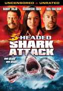 3-Headed Shark Attack , Rob Van Dam