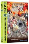 Coyote Ragtime Show: Complete Box Set - S.A.V.E. , Brittney Karbowski