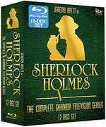 Sherlock Holmes: Complete Series , Edward Hardwicke