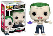 Funko Pop! Movies: Suicide Squad - Joker Shirtless