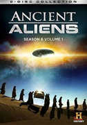 Ancient Aliens: Season 6 Volume 1