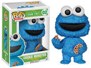 FUNKO POP! TELEVISION: Sesame Street - Cookie Monster
