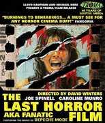 The Last Horror Film , Caroline Munro