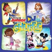 Disney Junior Dj Shuffle , Various Artists
