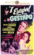 I Escape From The Gestapo , Sidney Blackmer, Sr.