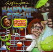 Wolfman Jack's: Scary Sounds , Various Artists