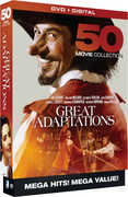 Great Adaptations (50 Movie Collection) , Various