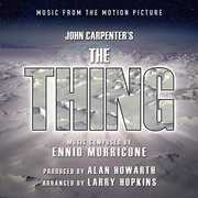 Thing: Music from the Motion Picture , Alan Howarth & Larry Hopkins