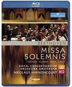 Missa Solemnis , Nikolaus Harnoncourt