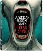 American Horror Story: Freak Show: The Complete Fourth Season , Sarah Paulson