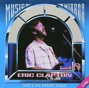 She's So Respectable , Eric Clapton