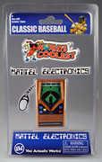 World's Coolest Mattel Electronics Baseball