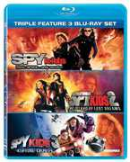 Spy Kids Triple Feature , Mike Judge
