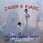 In The Year 2525: Rca Masters 1969-1970 [Import] , Zager & Evans