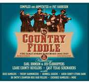 Country Fiddle-Early String Band Music 1924-1937 , Various Artists