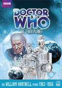 Doctor Who: Tenth Planet , William Hartnell