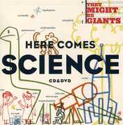 Here Comes Science [CD/ DVD Combo] , They Might Be Giants