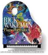 Piano Portraits , Rick Wakeman