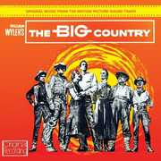 The Big Country (Original Soundtrack) [Import] , Various Artists