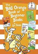 The Big Orange Book of Beginner Books (Dr. Seuss, Cat in the Hat)
