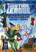Justice League Unlimited: Saving World - Season 1 , Fred Savage